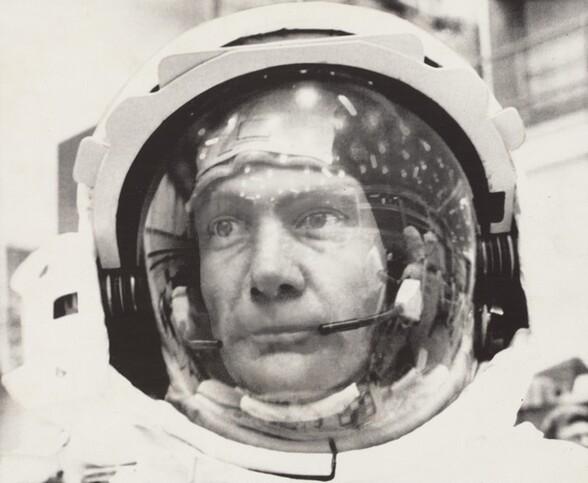 Edwin Buzz Aldrin