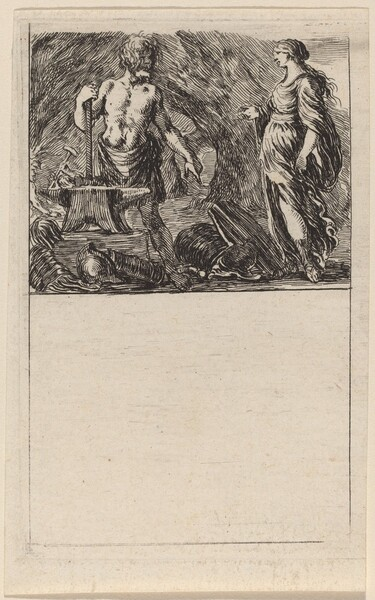 Vulcan and Thetis