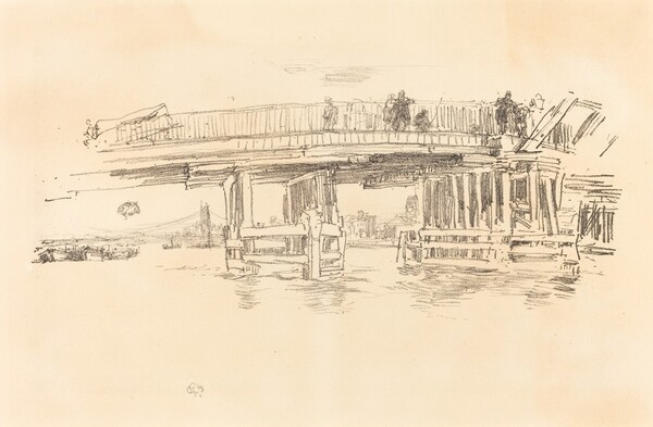 Old Battersea Bridge