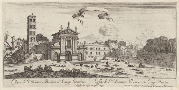 Chiesa di Sta Francisca Romana in Campo Vaccine