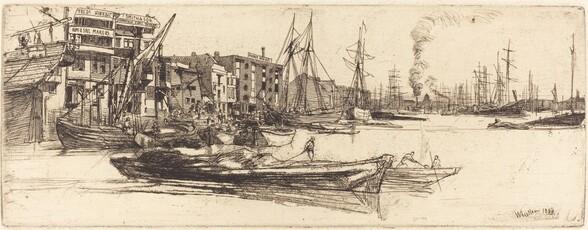 Thames Warehouses