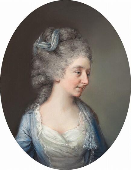Anna Nistri Tonelli, after Adam Buck (?), Mary Sneyd, c. 1790