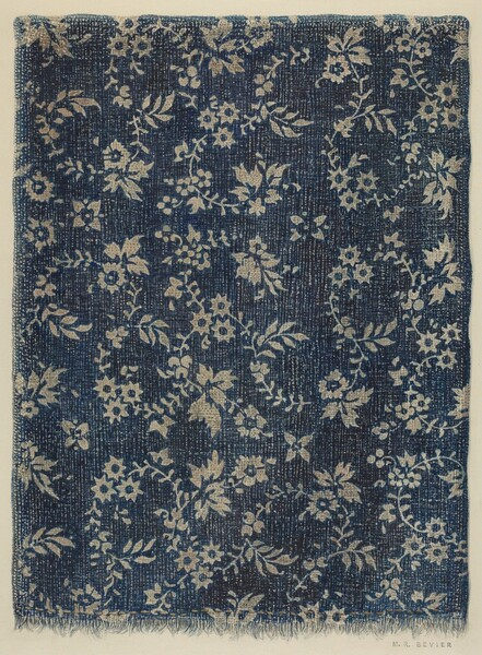 Resist Fabric