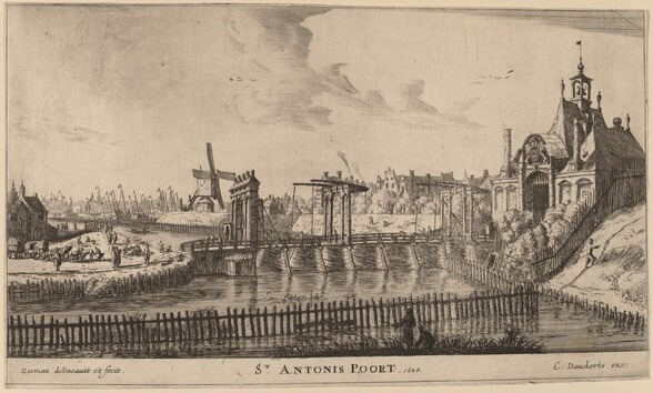 St. Antonis Gate (St. Antonis Poort)