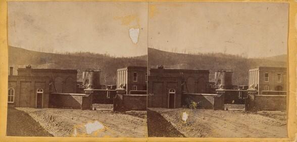 East Gate, Clark & Sumner, Standard Petroleum Refinery, Pittsburg, Pennsylvania