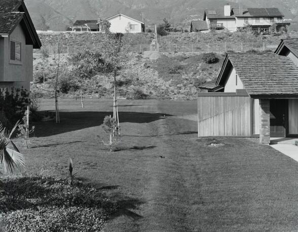 Property Line #1, Rancho Cucamonga, California
