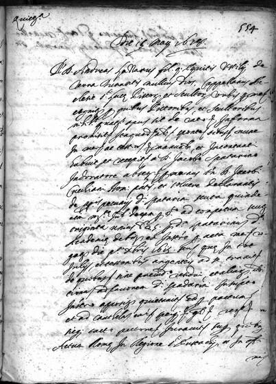 ASR, TNC, uff. 15, 1618, pt. 2, vol. 76, fol. 554r