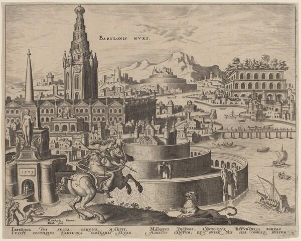 Babylonis Muri (The Walls of Babylon)