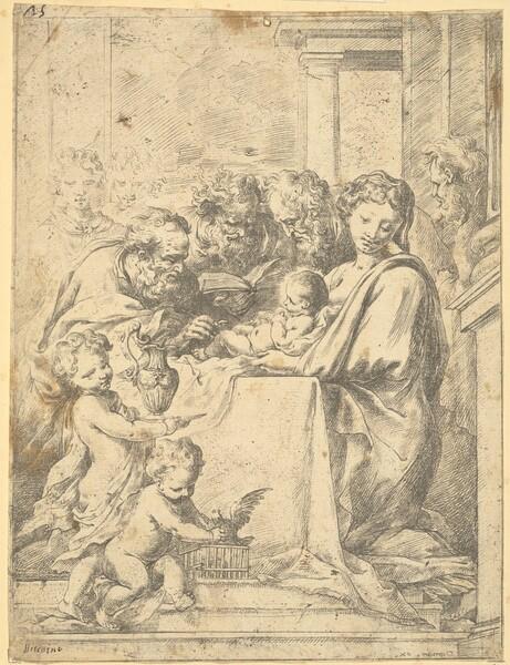 The Circumcision of Christ
