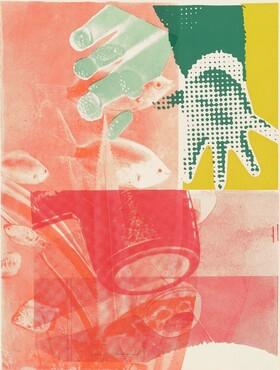 James Rosenquist, For Love, 1965