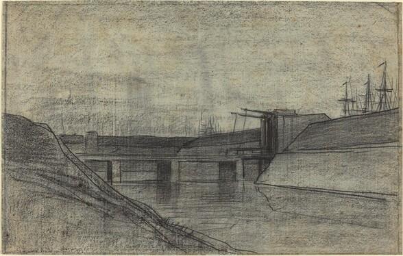Bridge over an Estuary