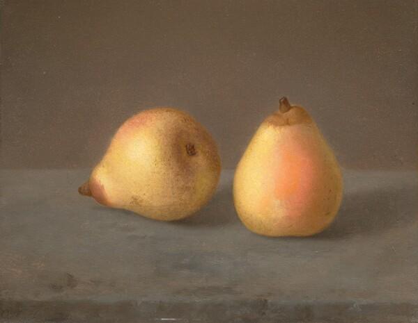 Two McLaughlin Pears