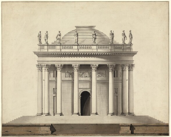 A Classical Temple