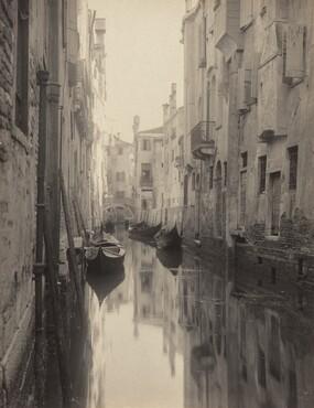 image: A Venetian Street