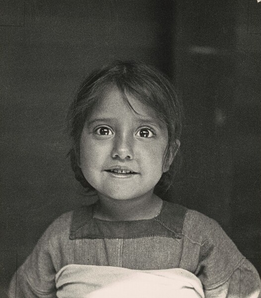 Mexican-American child, San Francisco