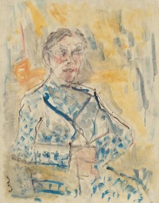 Marie Jane Hughes Marin (Mrs. John Marin)