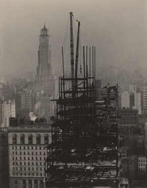 image: From the Shelton, New York, 30th Floor Looking North