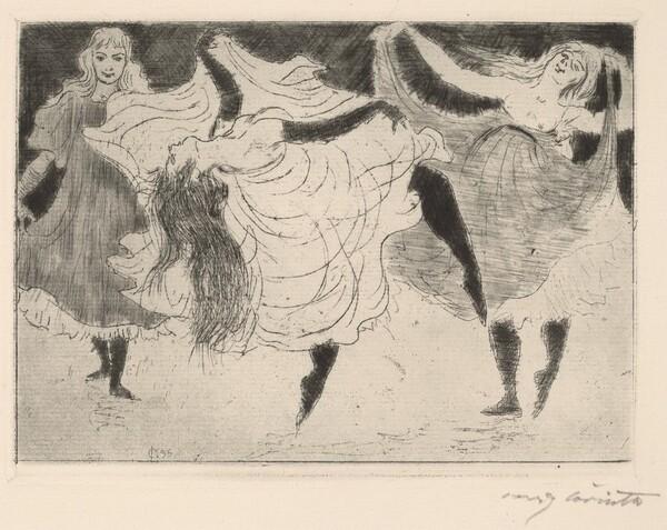 Tänzerinnen (Dancers)