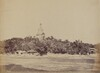 The Great Pagoda in the Imperial Winter Palace, Pekin, October 29, 1860