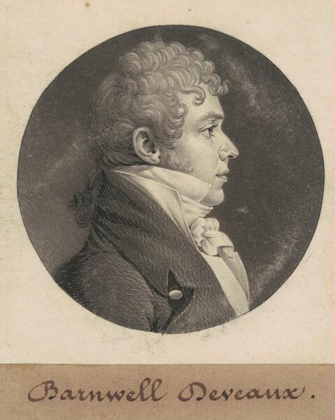 John Barnwell Deveaux