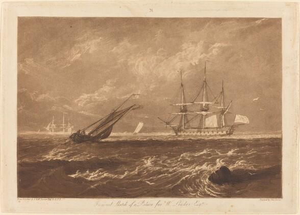 The Leader Sea Piece