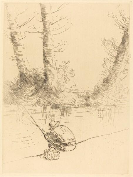Angler (Le pecheur a la ligne)