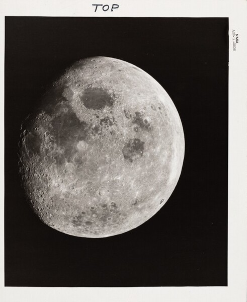 Apollo 8 Moon