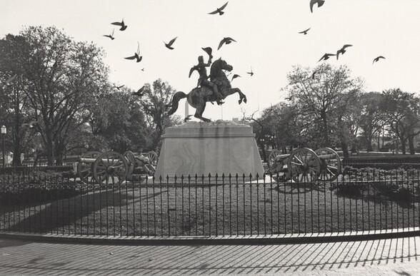 General Andrew Jackson. Lafayette Park, Washington, D.C.