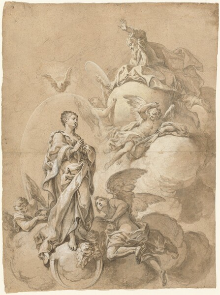 Vision of the Immaculate Conception