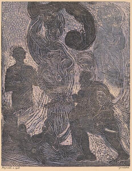 Azrael a spolecnici (Azrael and Companions)