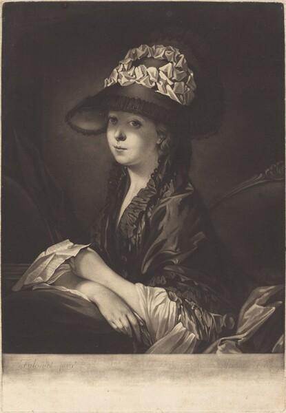 Lucinda, Miss Moore