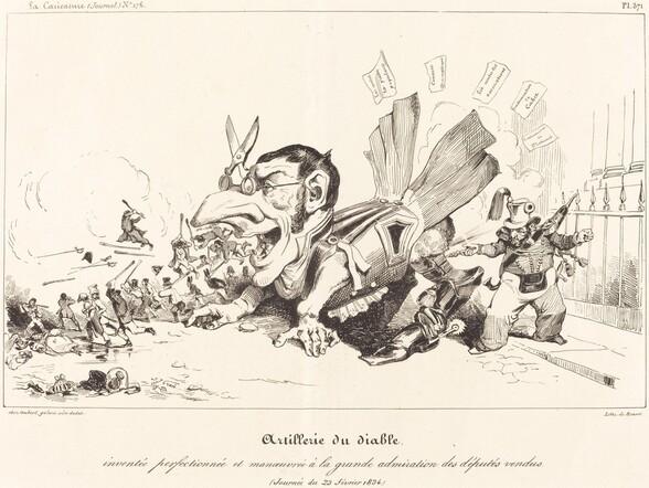 Artillerie du Diable (The Devil