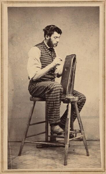 Portrait of a Leatherworker