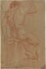 Nude Male Figure [recto]