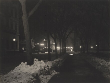Night, New York