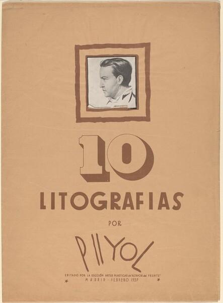10 Litografias por Piiyol