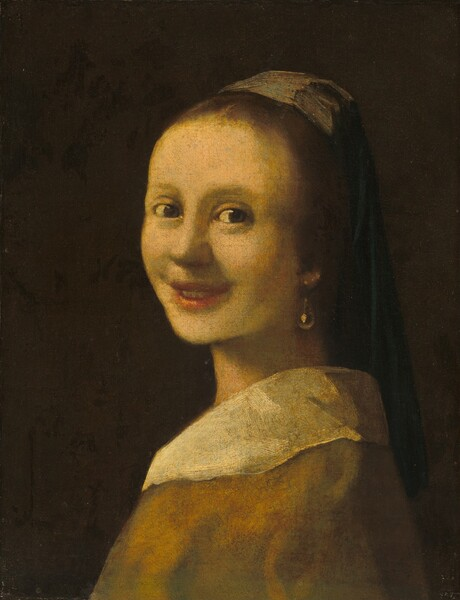 The Smiling Girl