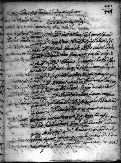 ASR, TNC, uff. 15, 1623, pt. 2, vol. 96, fol. 427r