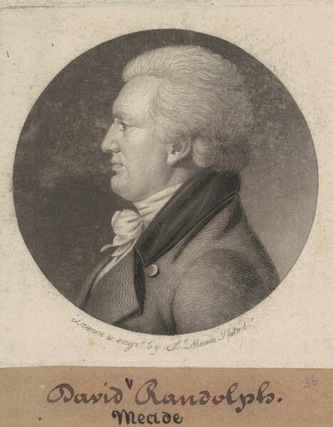 David Meade Randolph