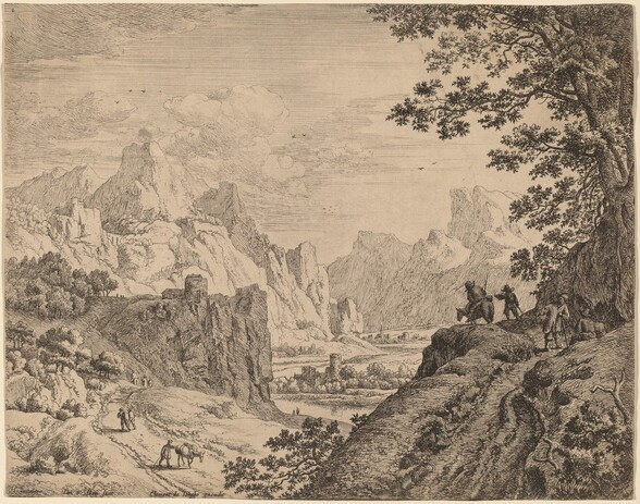 View of the River Rhine