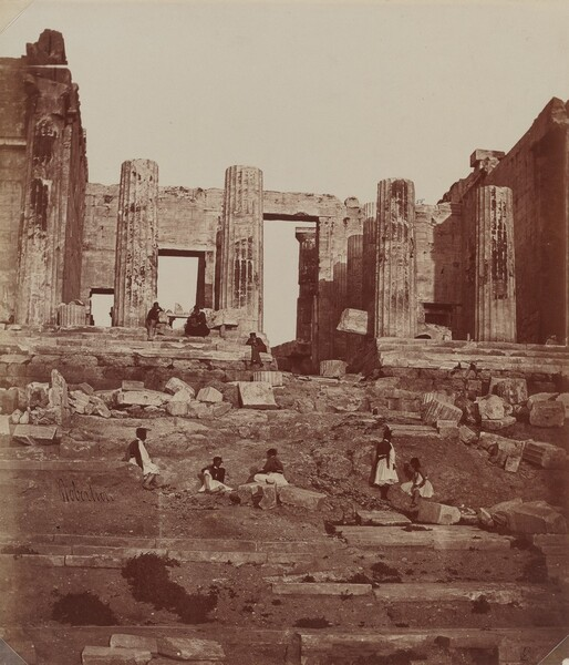 The Propylae on the Acropolis