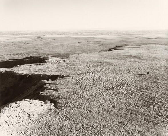 Quarried Mesa Top, Pueblo County, Colorado