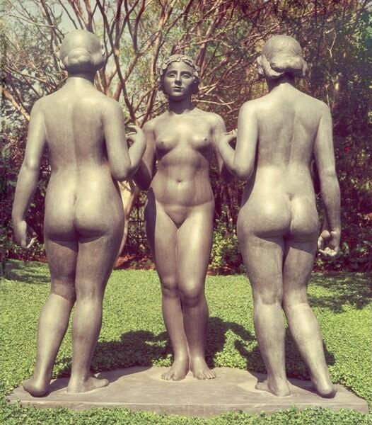 The Three Nymphs
