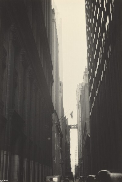 Wall Street Abyss, New York