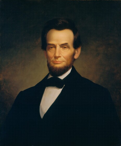American 19th Century, Abraham Lincoln, c. 1864 or after