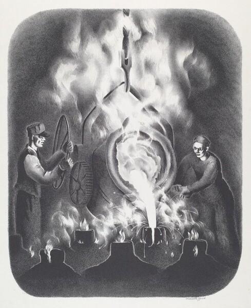 Untitled (Smelting)
