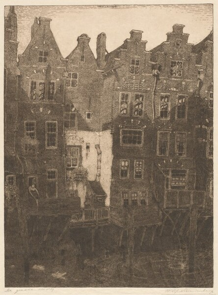 De Gracht (The Canal, Dordrecht)