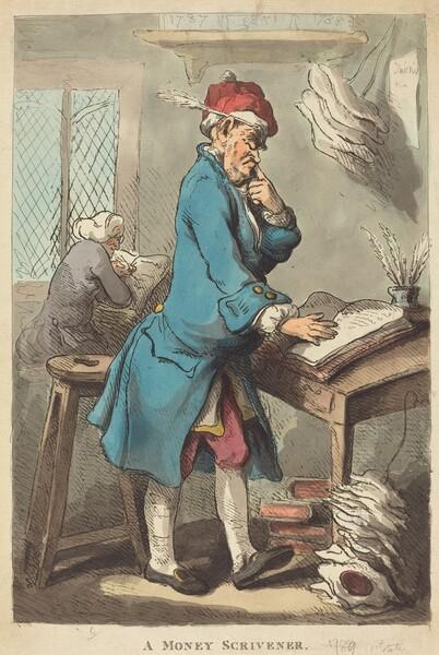 A Money Scrivener