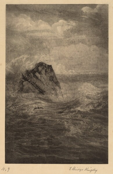 A Rock in the Sea