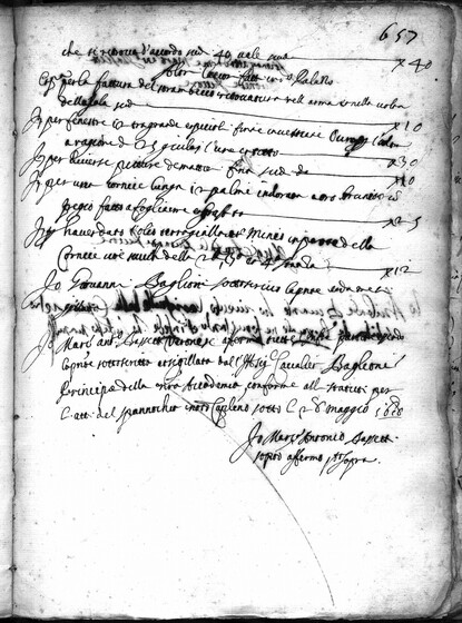 ASR, TNC, uff. 15, 1618, pt. 2, vol. 76, fol. 657r